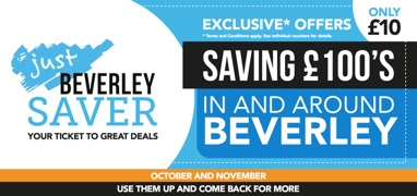 Just Beverley Saver
