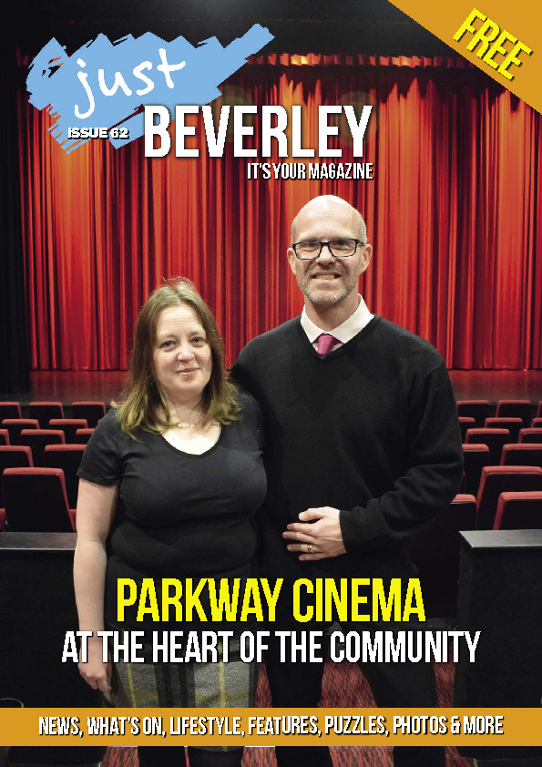 Just Beverley Magazine -  Issue 62