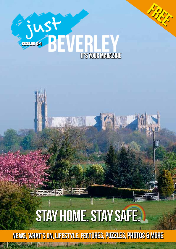 Just Beverley Magazine -  Issue 64