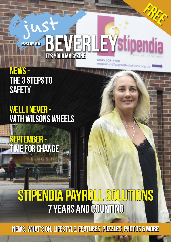 Just Beverley Magazine - Issue 68