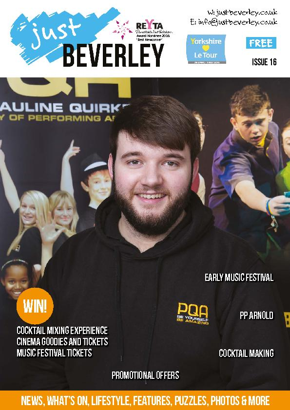 Just Beverley Magazine - Issue 16