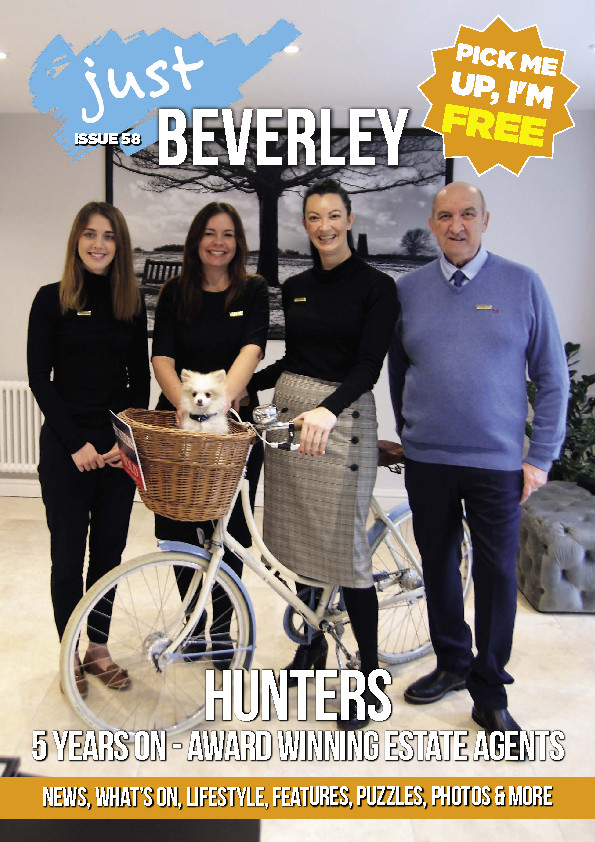 Just Beverley Magazine -  Issue 58