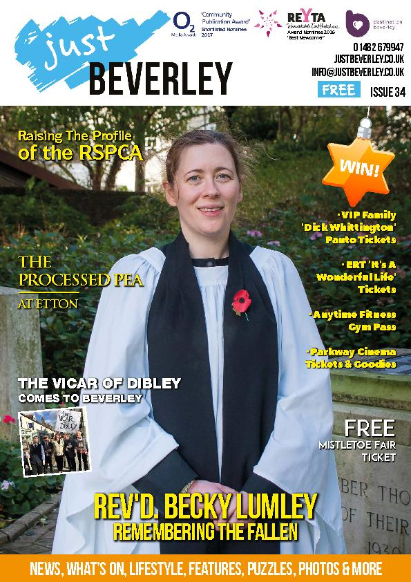 Just Beverley Magazine - Issue 34