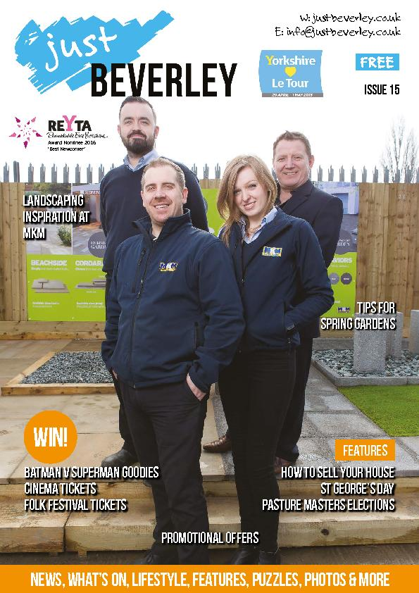 Just Beverley Magazine - Issue 15