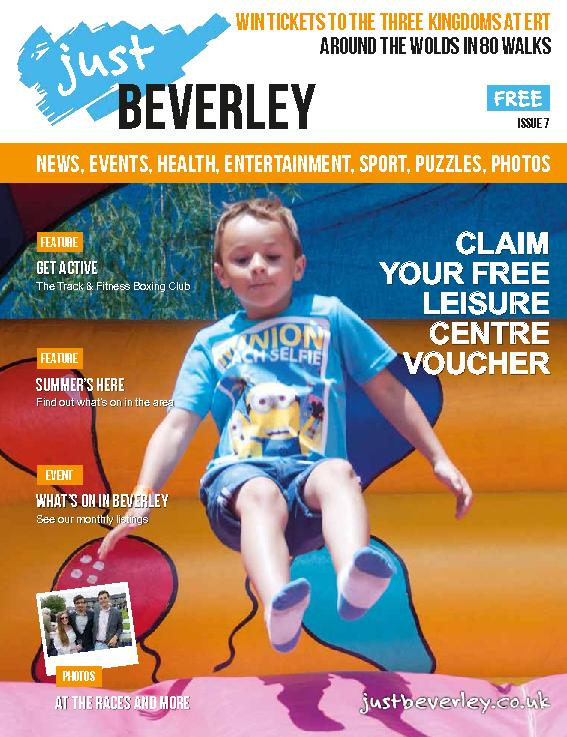 Just Beverley Magazine - Issue 7