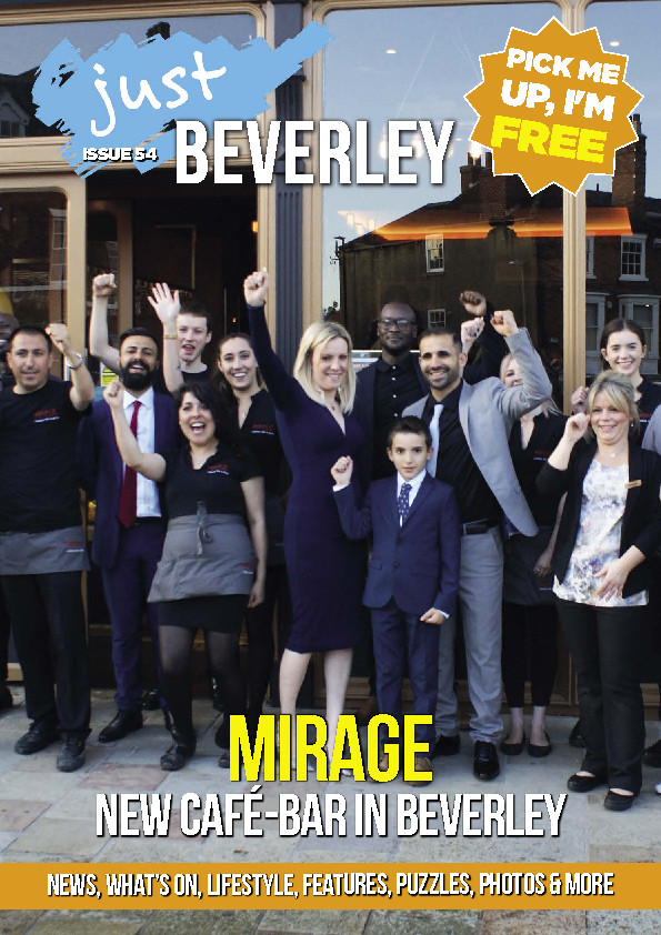 Just Beverley Magazine -  Issue 54