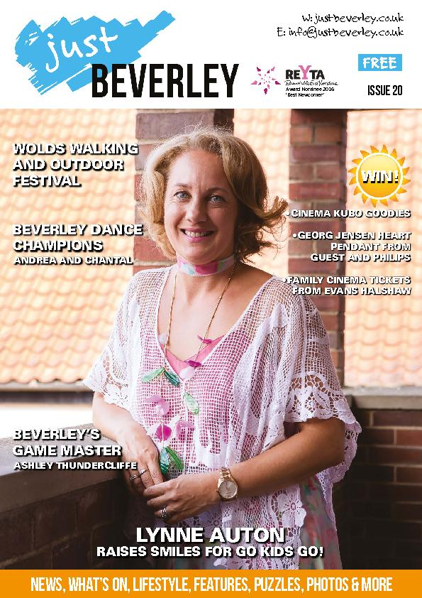 Just Beverley Magazine - Issue 20
