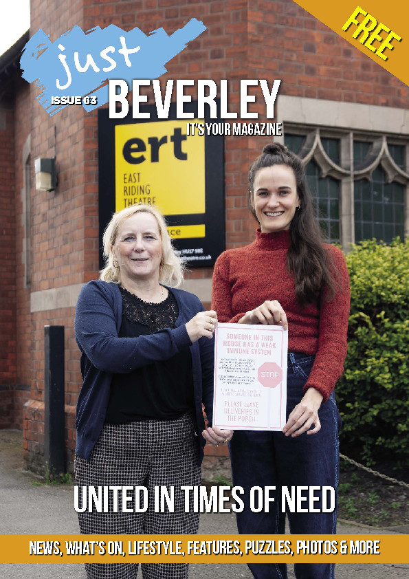 Just Beverley Magazine -  Issue 63