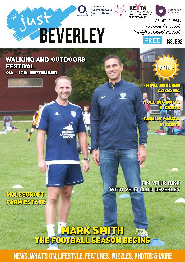 Just Beverley Magazine - Issue 32