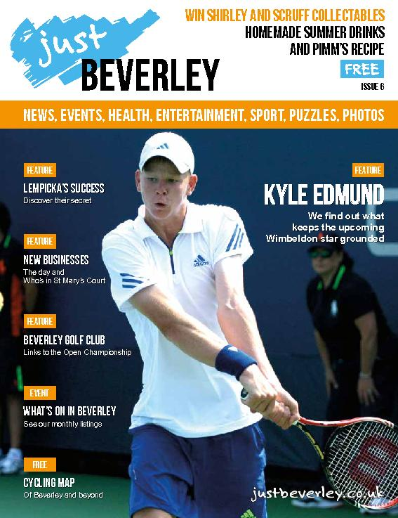 Just Beverley Magazine - issue 6