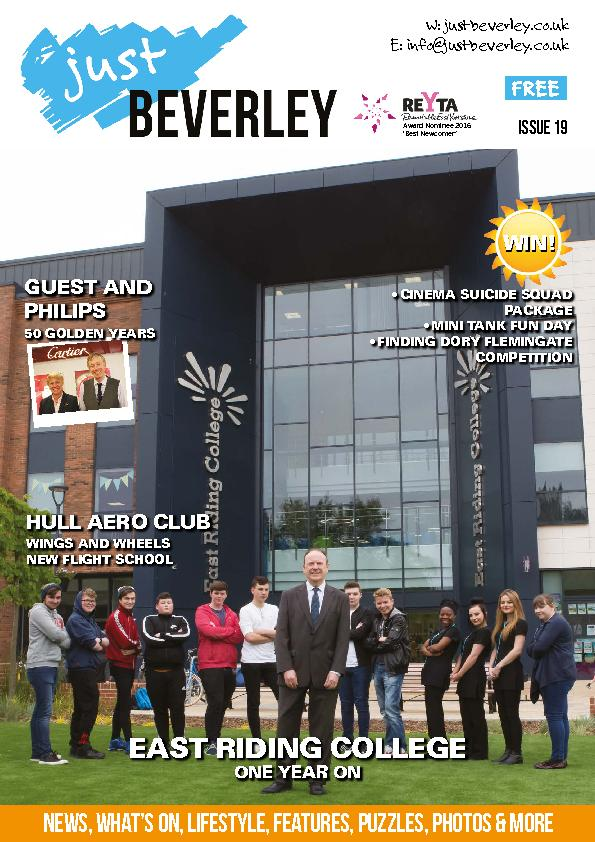 Just Beverley Magazine - Issue 19