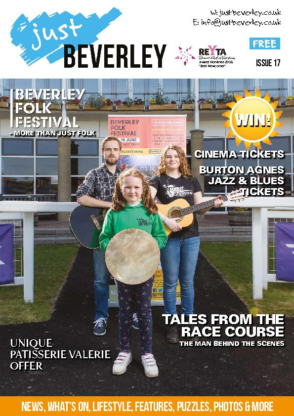 Just Beverley Magazine - Issue 17
