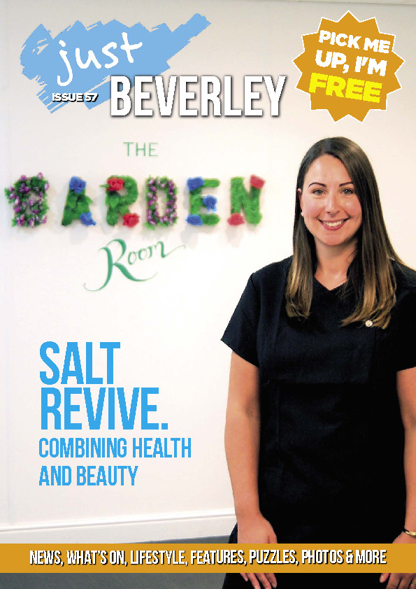 Just Beverley Magazine -  Issue 57