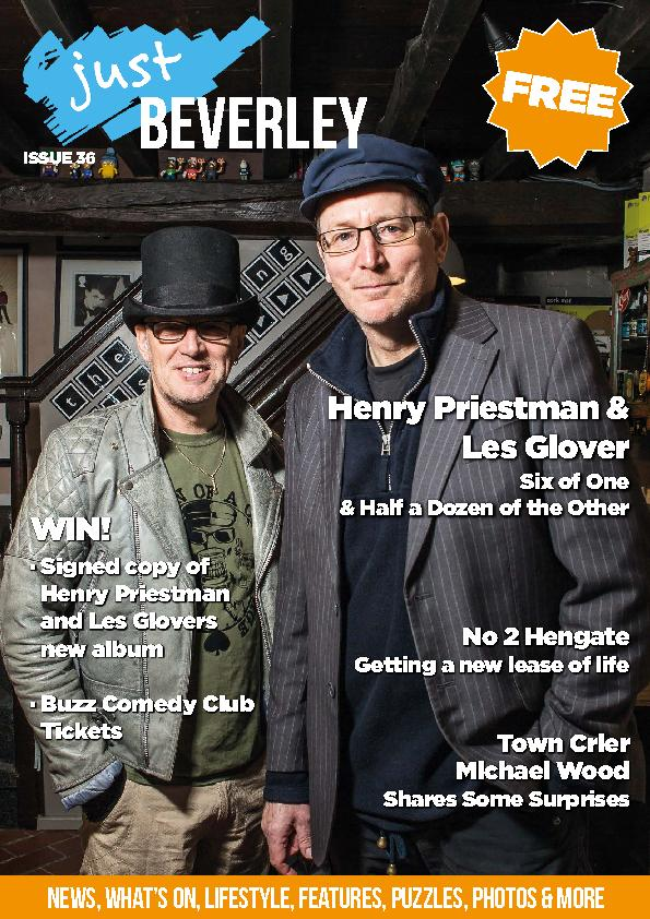 Just Beverley Magazine -  Issue 36