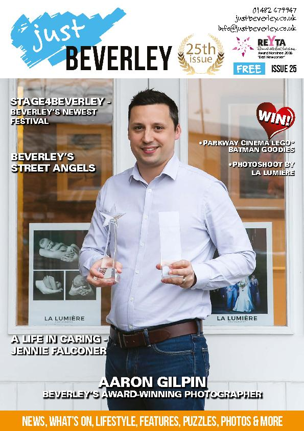 Just Beverley Magazine - Issue 25