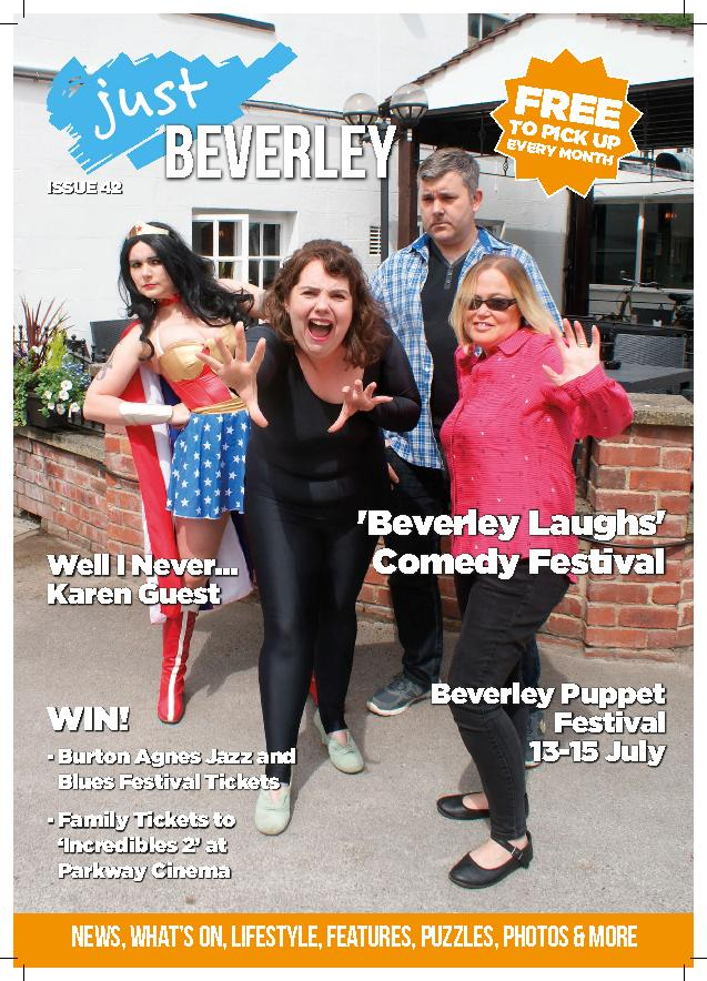 Just Beverley Magazine - Issue 42
