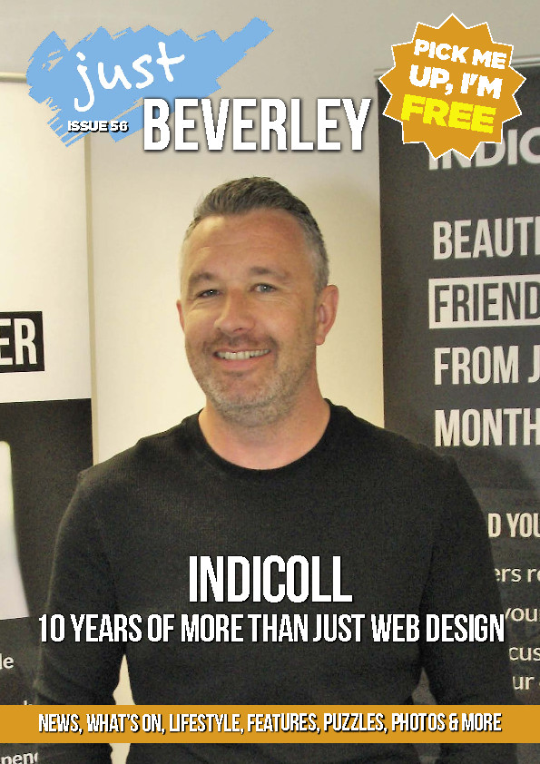 Just Beverley Magazine -  Issue 56