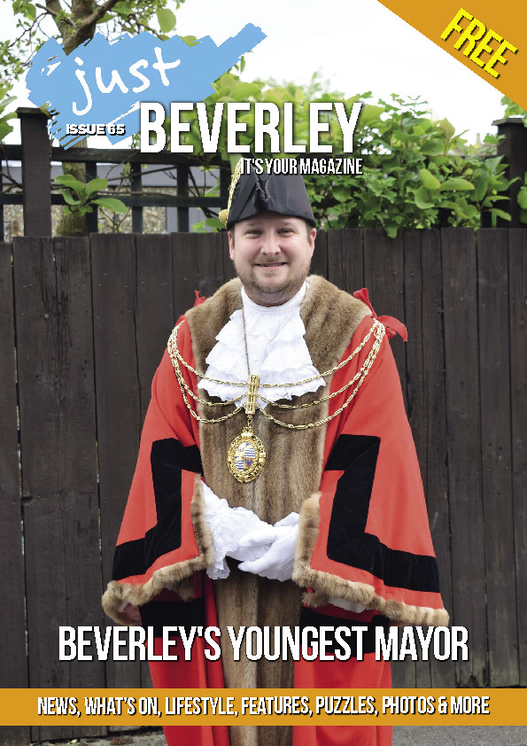Just Beverley Magazine -  Issue 65