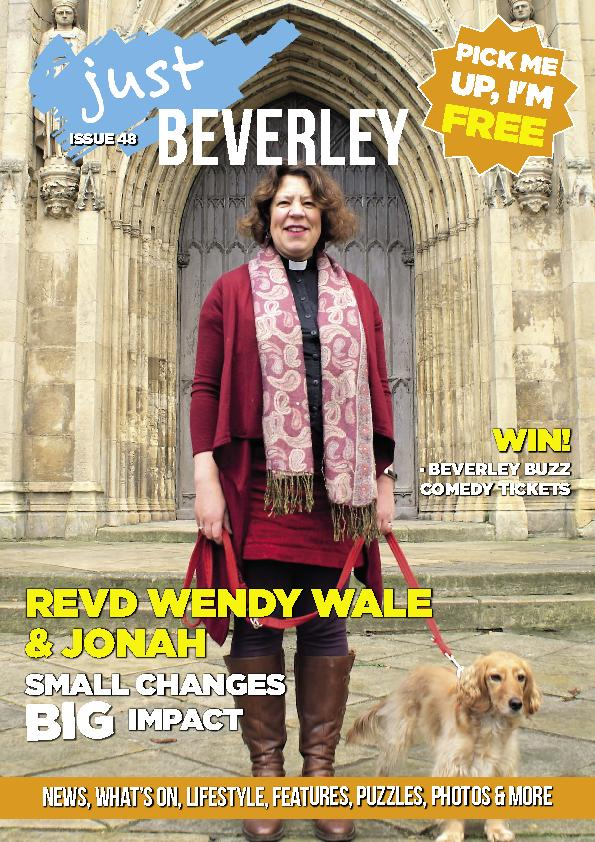 Just Beverley Magazine -  Issue 48