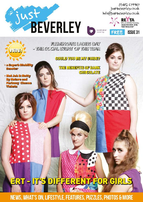 Just Beverley Magazine - Issue 31
