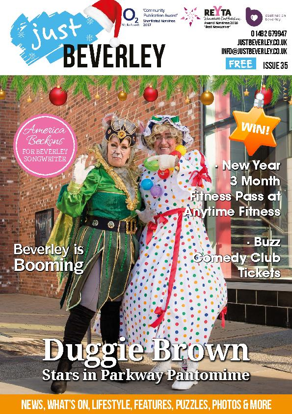 Just Beverley Magazine - Issue 35