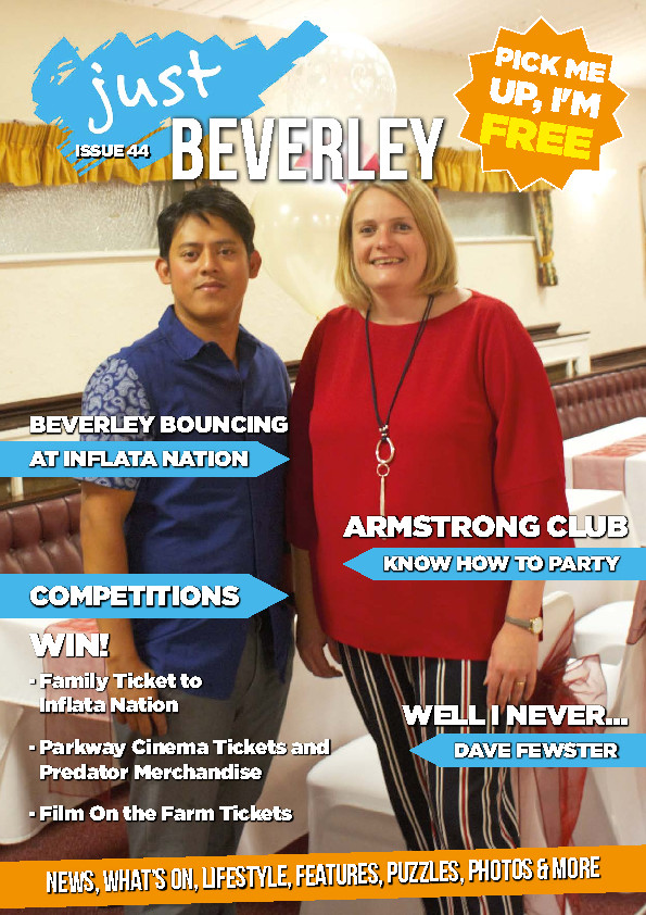 Just Beverley Magazine - Issue 44