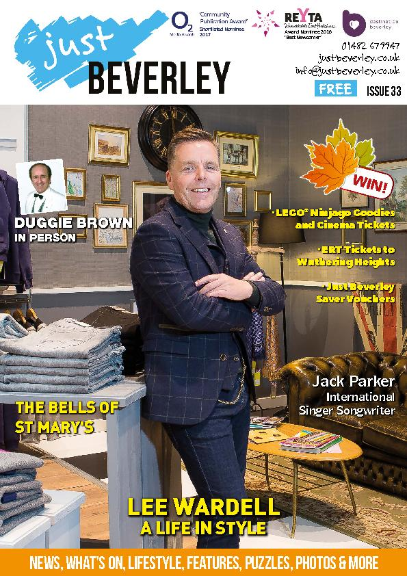 Just Beverley Magazine - Issue 33