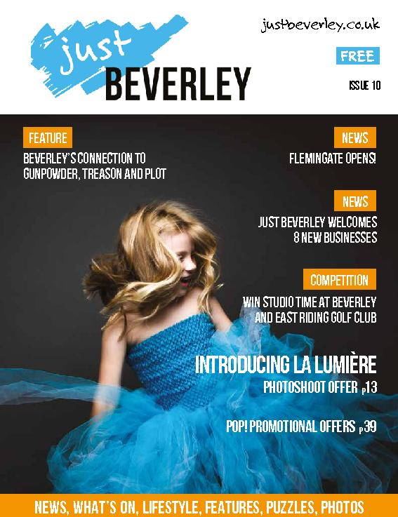Just Beverley Magazine - Issue 10