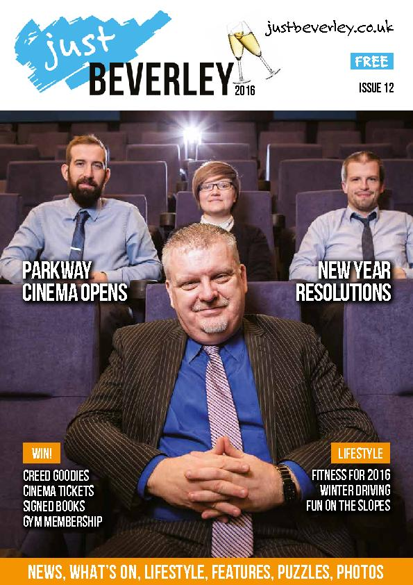 Just Beverley Magazine - Issue 12