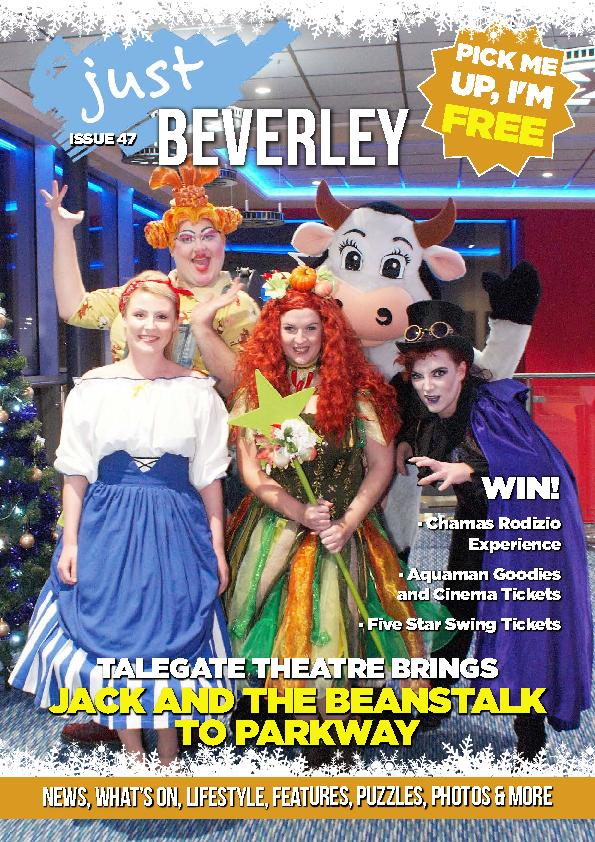 Just Beverley Magazine - Issue 47