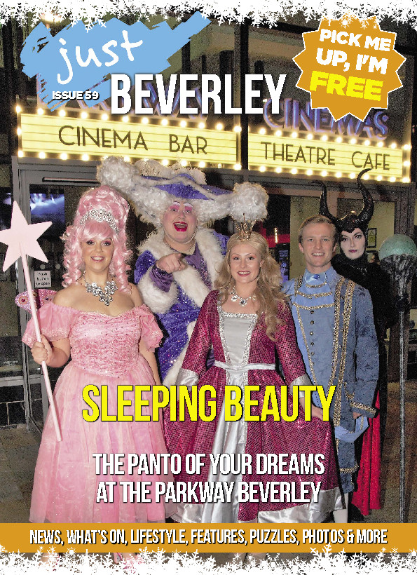 Just Beverley Magazine -  Issue 59