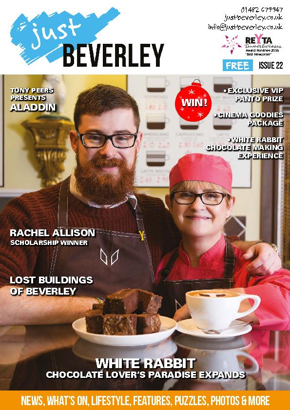 Just Beverley Magazine - Issue 22
