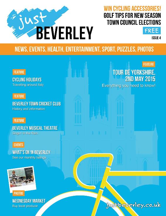 Just Beverley Magazine - Issue 4