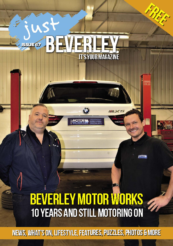 Just Beverley Magazine - issue 67
