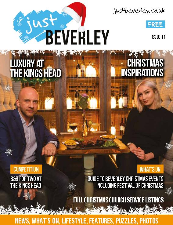 Just Beverley Magazine - Issue 11