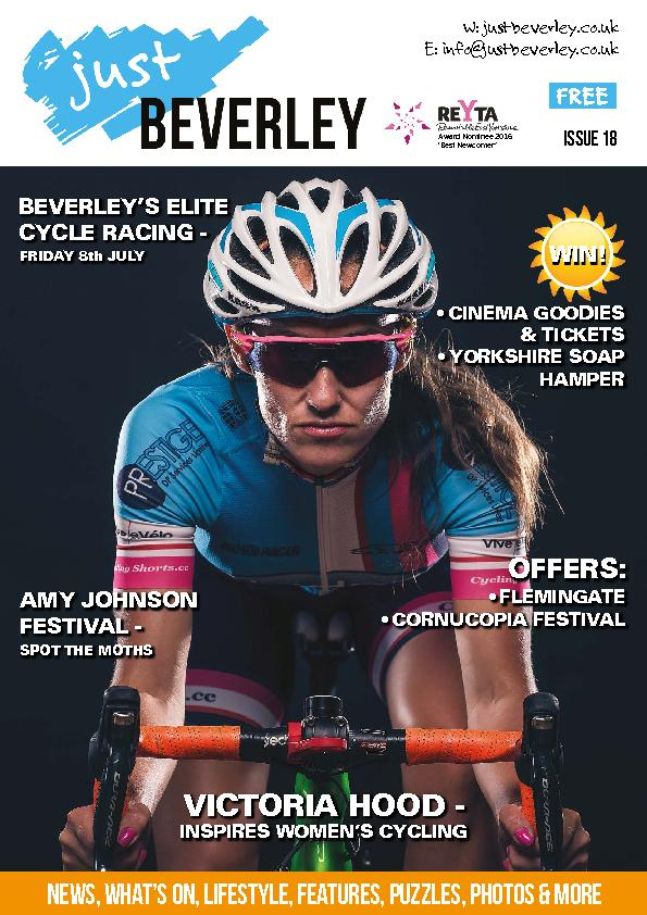 Just Beverley Magazine - Issue 18