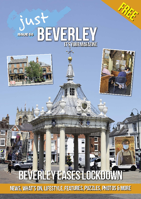 Just Beverley Magazine -  Issue 66