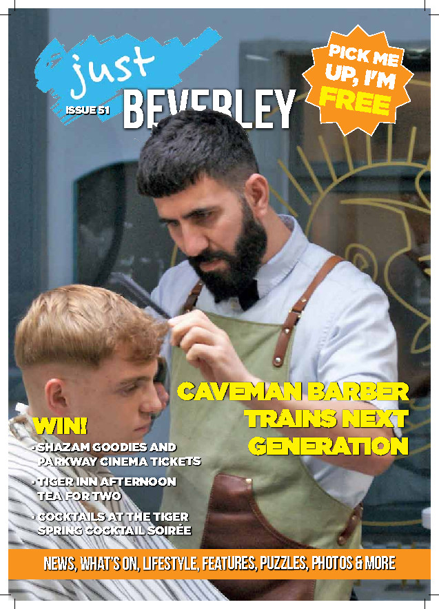 Just Beverley Magazine - Issue 51