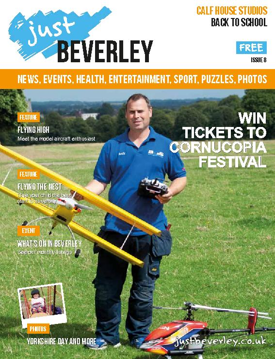 Just Beverley Magazine - Issue 8
