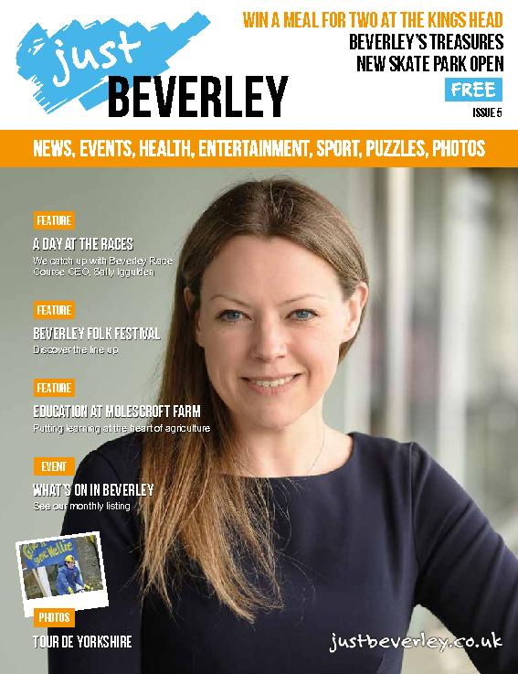 Just Beverley Magazine - Issue 5