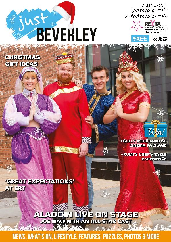 Just Beverley Magazine - Issue 23