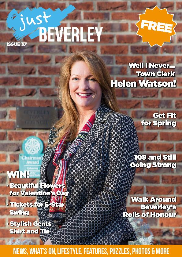 Just Beverley Magazine - Issue 37