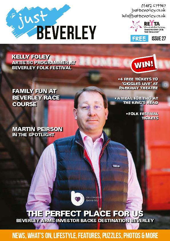 Just Beverley Magazine - Issue 27