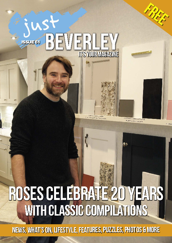 Just Beverley Magazine -  Issue 61