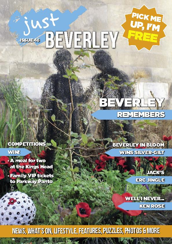 Just Beverley Magazine issue - 46