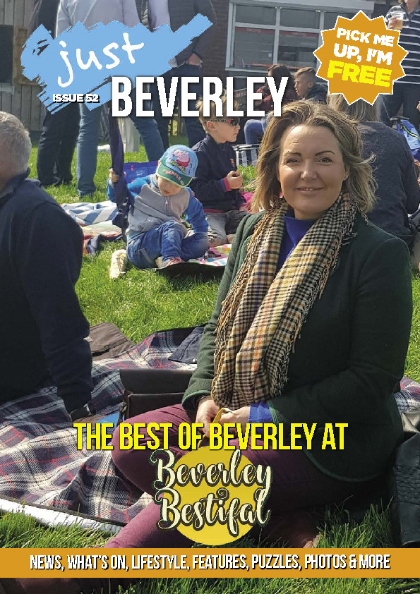 Just Beverley Magazine - Issue 52