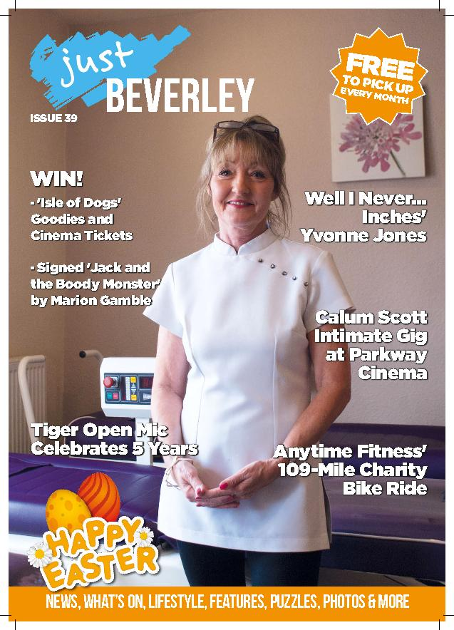 Just Beverley Magazine - Issue 39