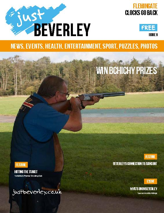 Just Beverley Magazine - Issue 9