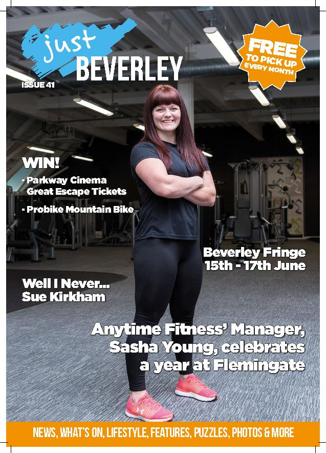 Just Beverley Magazine - Issue 41