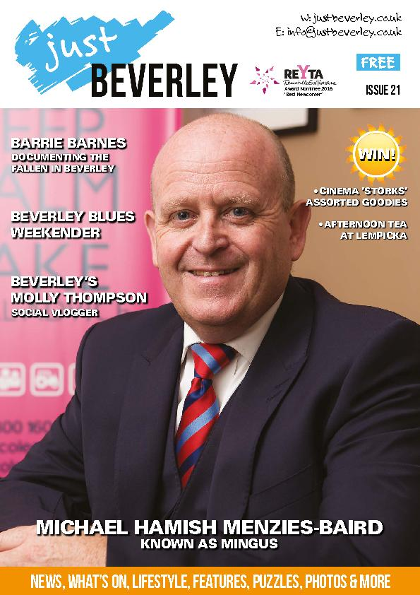 Just Beverley Magazine - Issue 21